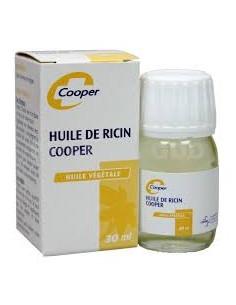 Huile de Ricin Cooper...