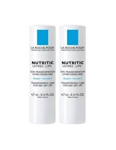 NUTRITIC Stick Lèvres LOT de 2