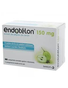 ENDOTELON 150mg Bte 60