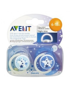 AVENT Sucettes Silicone...