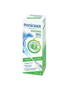PHYSIOMER Rhume Triple...