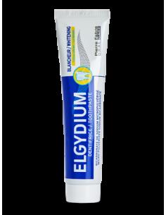 ELGYDIUM BLANCHEUR FRAÎCHEUR CITRON DENTIFRICE Tube de 75 ml