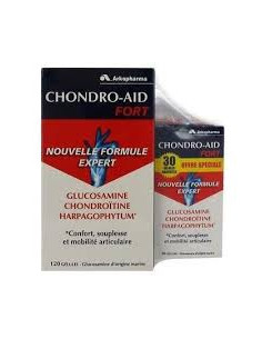 CHONDRO-AID ARKOFLEX® FORT 120 gélules
