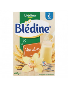 Blédine Saveur Vanille 400g
