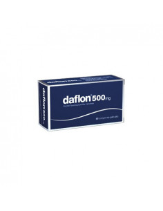 Daflon 500mg Bte 60