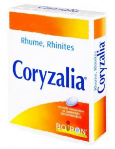 BOIRON Coryzalia Bte 40Cp
