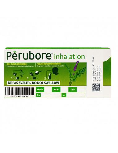 Perubore Inhalation Bte 15 Capsules