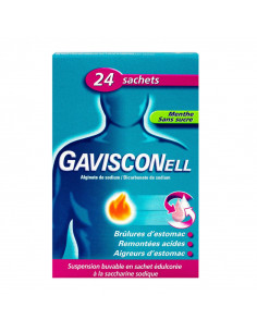GAVISCONELL Menthe Ss...