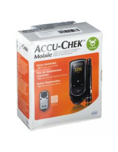 Accu-Check MOBILE KIT...