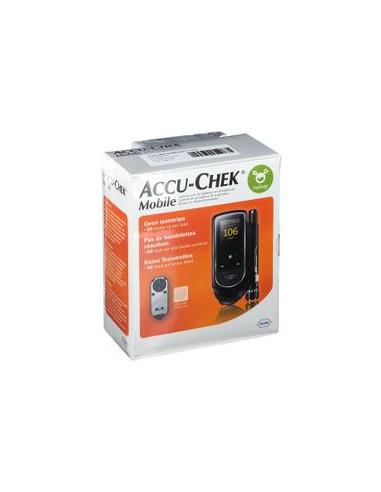 Accu-Check MOBILE KIT LECTEUR Glycémie