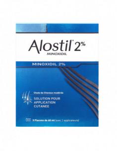 Alostil 2% Bte  3x60ml