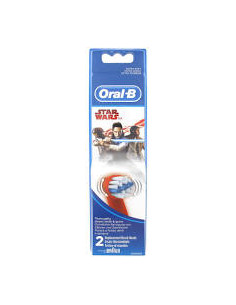 ORAL-B Kids Brossettes Star Wars Bte 2