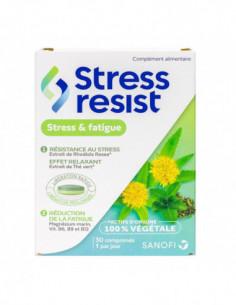 Stress Resist Bi-couche Bte...