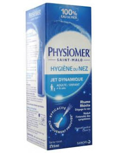 physiomer dynamique adulte 135ml