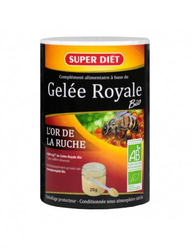 Super Diet Gelée Royale BIO Pot 25g