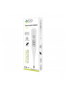 VOG Thermomètre Rigide Digital Bte 1