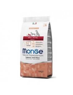 MONGE CHIEN Mini Adulte Saumon 2.5kg