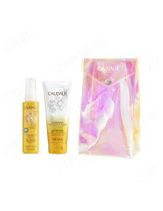 Caudalie Soleil DUO Trousse 2021 (Spray 50+ + ApSolaire)
